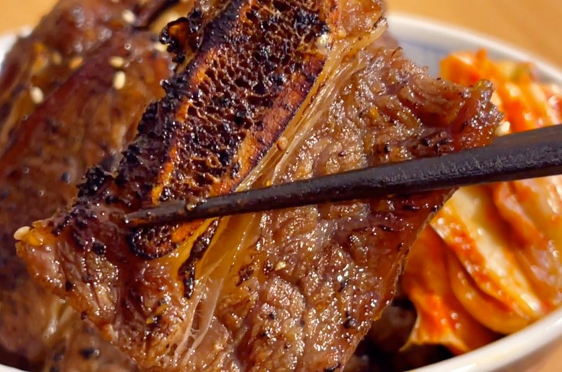 All Purpose Korean Soy BBQ Marinade